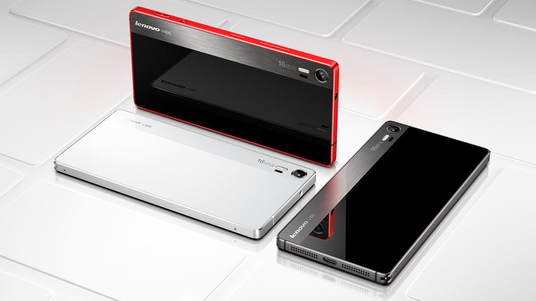 تعمیر گوشی موبایل لنوو مدل VIBE Shot